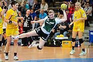 Handball Frauen Final4 DHB Pokal Halbfinale 2011/2012, HC Leipzig - VFL Oldenburg