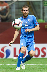 June 10, 2019 - Warsaw, Poland - Sheran Yeini (ISR) during the UEFA Euro 2020 qualifier Group G football match Poland against Israel on June 10, 2019 in Warsaw, Poland. (Credit Image: © Foto Olimpik/NurPhoto via ZUMA Press)