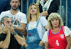 Biserka Petrovic during basketball match between Croatia and Slovenia at Day 1 in Group C of FIBA Europe Eurobasket 2015, on September 5, 2015, in Arena Zagreb, Croatia. Photo by Vid Ponikvar / Sportida