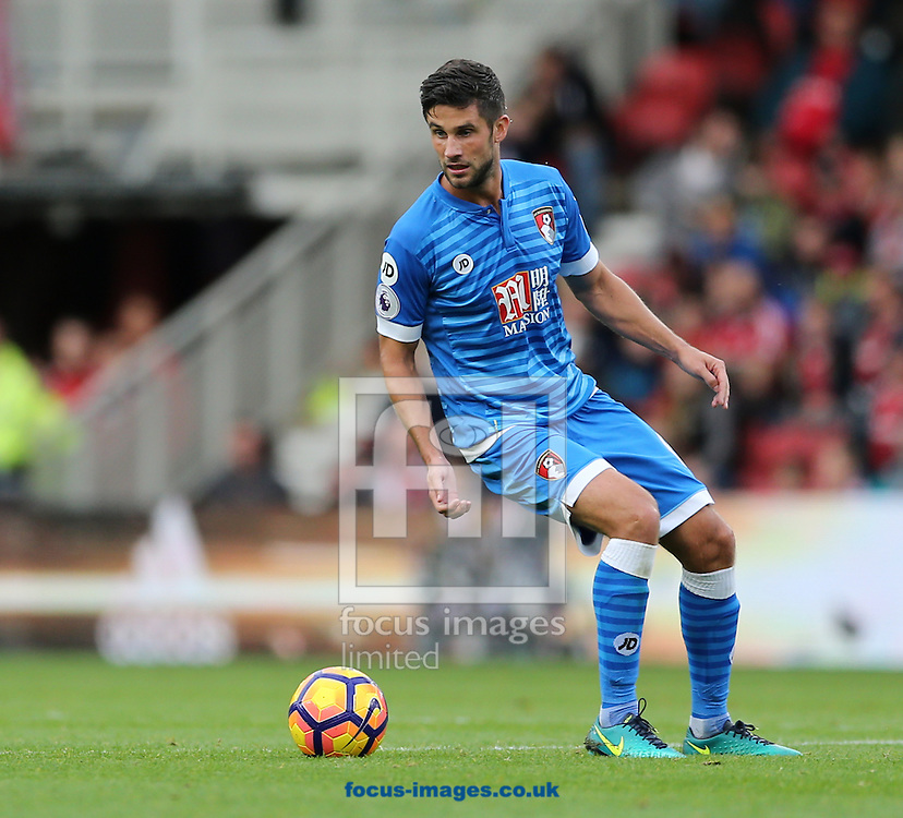 Andrew Surman of Bournemouth during the Premier League match at the Riverside Stadium, Middlesbrough<br /> Picture by Simon Moore/Focus Images Ltd 07807 671782<br /> 29/10/2016