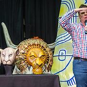 NLD/Aalsmeer/20160920 - Castpresentatie The Lion King, John Stefaniuk