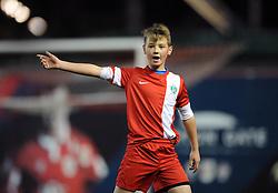 A West Town Lane player - Photo mandatory by-line: Dougie Allward/JMP - Mobile: 07966 386802 - 19/03/2015 - SPORT - Football - Bristol - Ashton Gate - Bristol Sport Schools Cup