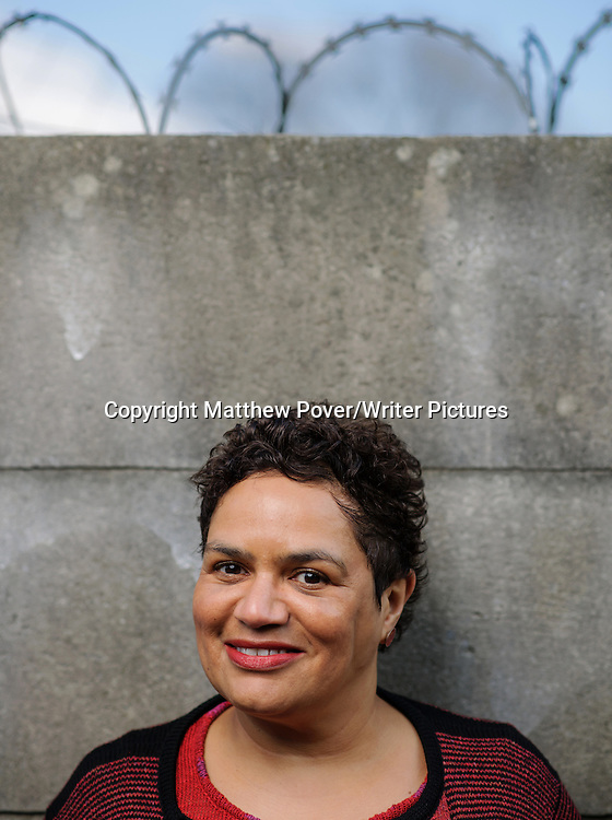 Jackie Kay MBE in Manchester.  <br /> 15th January 2007<br /> <br /> Photograph by Matthew Pover/Writer Pictures<br /> <br /> <br /> WORLD RIGHTS