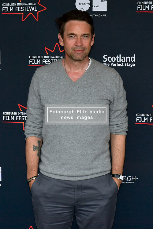 Dougary Scott (International Juror) joins the jury line up for the 2016 Edinburgh International Film Festival at  The Apex Hotel Grassmarket, Edinburgh17th June 2016, (c) Brian Anderson   Edinburgh Elite media