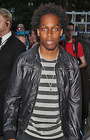 LONDON - August 08: Lemar at OMEGA House Presents 'Athletics Night' Party (Photo by Brett D. Cove)