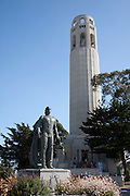 Coit Tower, San Francisco, CA