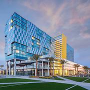 John Portman & Associates - Lane Field Marriott, San Diego