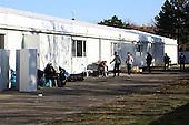 Notunterkunft in Ludwigshafen wird bezogen