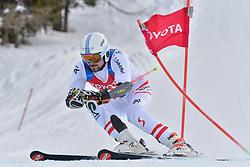 ERNST Julian LW4 AUT at 2018 World Para Alpine Skiing World Cup, Veysonnaz, Switzerland
