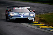 August 17-19 2018: IMSA Weathertech Michelin GT Challenge at VIR. 66 Ford Chip Ganassi Racing, Ford GT, Joey Hand, Dirk Mueller