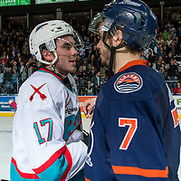 040416 Round 1 Game 7 Kamloops Blazers at Kelowna Rockets