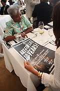 Audience at The ABFF Luncheon Hosted by HSBC and Rush Philanthropic Arts held at The Delano in Miami Beach on June 27, 2009..The American Black Film Festival is an industry retreat and competitve marketplace for films and by and about people of color.