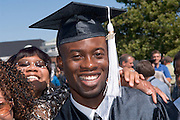 18276Undergraduate Commencement 2007..James Odunaiya & Natasha Odunaiya