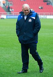 - Mandatory by-line: Paul Knight/JMP - Mobile: 07966 386802 - 31/01/2016 -  RUGBY - Ashton Gate Stadium - Bristol, England -  Bristol Rugby v Jersey - Greene King IPA Championship