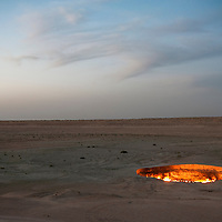 Landscapes of Turkmenistan