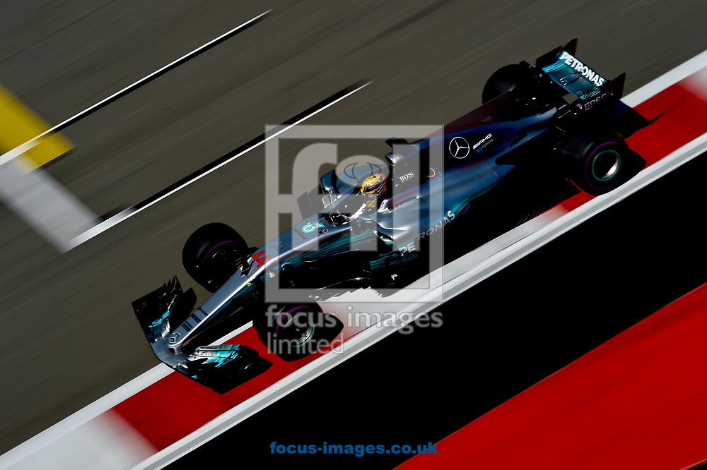 Lewis Hamilton of Mercedes AMG Petronas en route to coming fourth in the Russian Formula One Grand Prix at Sochi Autodrom, Sochi, Russia.<br /> Picture by EXPA Pictures/Focus Images Ltd 07814482222<br /> 30/04/2017<br /> *** UK & IRELAND ONLY ***<br /> <br /> EXPA-EIB-170430-0275.jpg