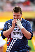 Hugo Tavernier (FRA) competes in Hammer Throw Men during the IAAF World U20 Championships 2018 at Tampere in Finland, Day 4, on July 13, 2018 - Photo Julien Crosnier / KMSP / ProSportsImages / DPPI