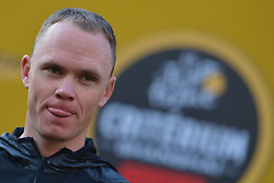 October 28, 2017 - Shanghai, China - Christopher FROOME (GBR) during the 1st TDF Shanghai Criterium 2017 - Media Day..On Saturday, 28 October 2017, in Shanghai, China. (Credit Image: © Artur Widak/NurPhoto via ZUMA Press)