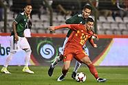 Belgium v Mexico - 10 November 2017