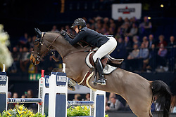 Patteet Gudrun, BEL, Sea Coast Calypso vd Zuuthoeve<br /> Price of the Top 40<br /> CSI Zurich 2017<br /> © Hippo Foto - Stefan Lafrentz<br /> 27/01/17