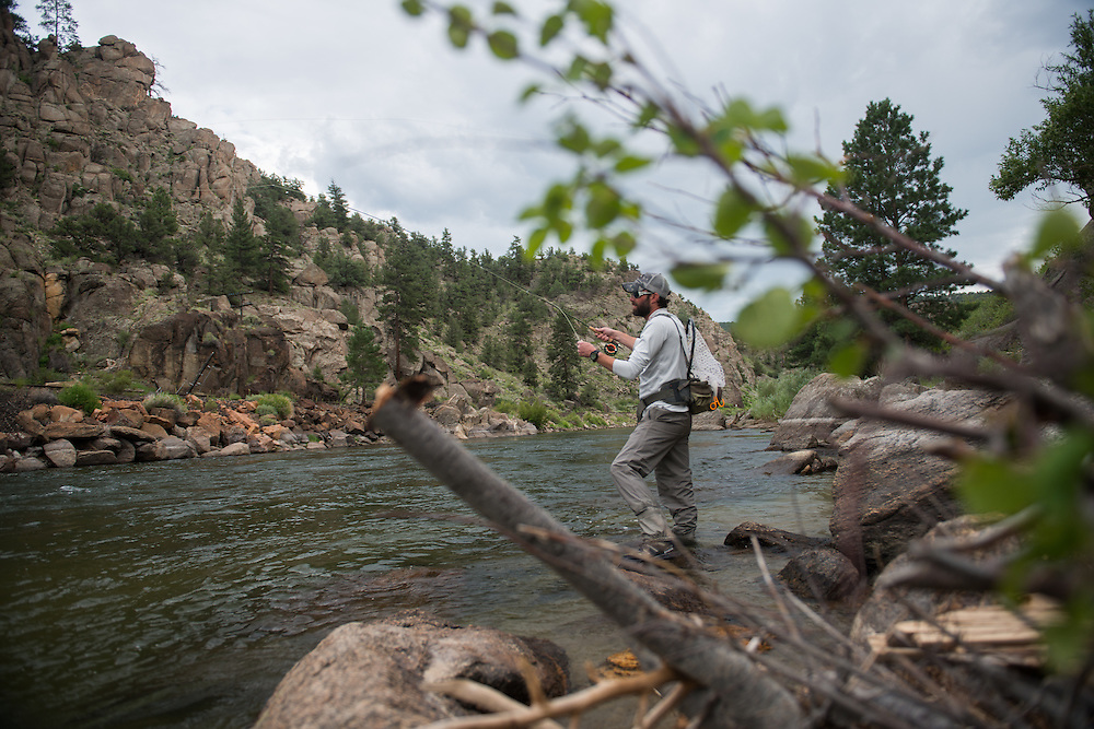 2014 AUG 18: Browns Canyon outside of Salida, CO is poised for a National Monument designation.