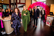 8-3-2017 - AMSTERDAM - Koningin Maxima bezoekt, ter gelegenheid van Internationale Vrouwendag, een bijeenkomst van Stichting Single SuperMom. De stichting, gericht op alleenstaande moeders, heeft trainingen Empowerment ontwikkeld. Koningin Maxima geeft het startsein voor deze trainingen.&nbsp; COPYRIGHT ROBIN UTRECHT wendy van dijk <br /> <br /> 8-3-2017 - AMSTERDAM - Queen Maxima visit, on the occasion of International Women's Day, a gathering of Single SuperMom Foundation. The foundation, aimed at single mothers, has developed training Empowerment. Queen Maxima gives the go-ahead for these workouts. COPYRIGHT ROBIN UTRECHT