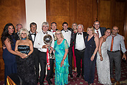 Guests bracelet Town during the National League Gala Awards Evening at Celtic Manor Resort, Newport, South Wales on 9 June 2018. Picture by Shane Healey.