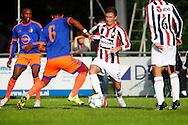 24-08-2015 VOETBAL: JONG WILLEM II-JONG FEYENOORD:TILBURG<br /> <br /> Jordy Vleugels van Willem II <br /> <br /> Foto: Geert van Erven
