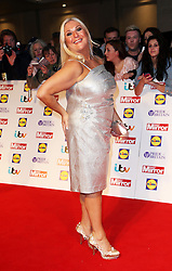 Vanessa Feltz arriving at the Pride of Britain Awards in London,  Monday, 7th October 2013. Picture by Stephen Lock / i-Images
