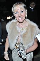 LONDON - November 30: Karen Barber at the British Olympic Ball (Photo by Brett D. Cove)