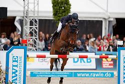 VAN HEEL Arne (NED), Navajo<br /> Hagen - Horses and Dreams meets the Royal Kingdom of Jordan 2018<br /> Finale Mittlere Tour<br /> 29. April 2018<br /> www.sportfotos-lafrentz.de/Stefan Lafrentz