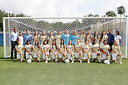 FIU Women's Soccer Team Photos. Photos were taken at the FIU Soccer Field.