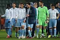 Miroslav Klose Lazio, Marco Parolo Lazio, Torino 14-01-2015, Stadio Olimpico, Football Calcio 2014/2015 Coppa Italia, Torino - Lazio, Foto Marco Bertorello/Insidefoto