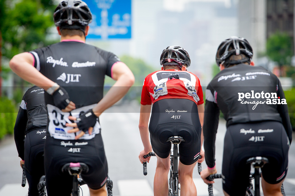 2014 Tour of Japan / stage6 / Japan / Rapha Condor JLT / CARTHY Hugh (GBR)