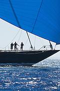 Maria Cattiva, Race 0ne, The Horus Super Yacht Cup Palma 2009, 25/6/2009