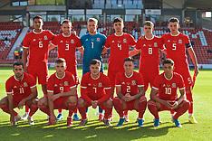 2019-09-06 Wales U21 v Belgium U21