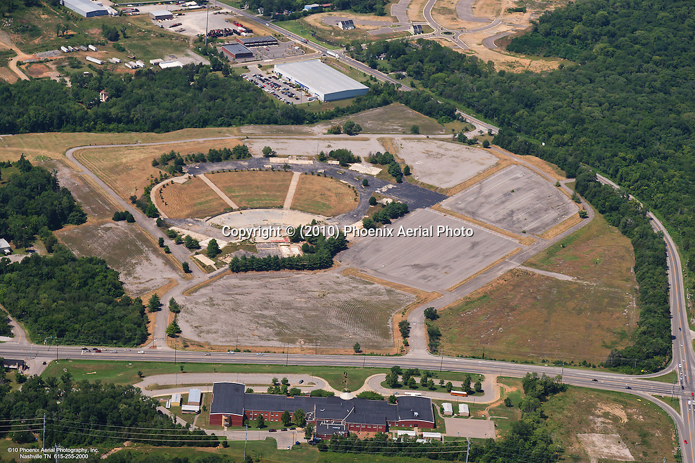 Aerial photo of the former Starwood Amphitheatre site on Murfreesboro Pike at Old Hickory Boulevard. Was going to be the site of a large mixed use development. Now there's hope it may again be the great outdoor music venue it once was. http://en.wikipedia.org/wiki/Starwood_Amphitheatre