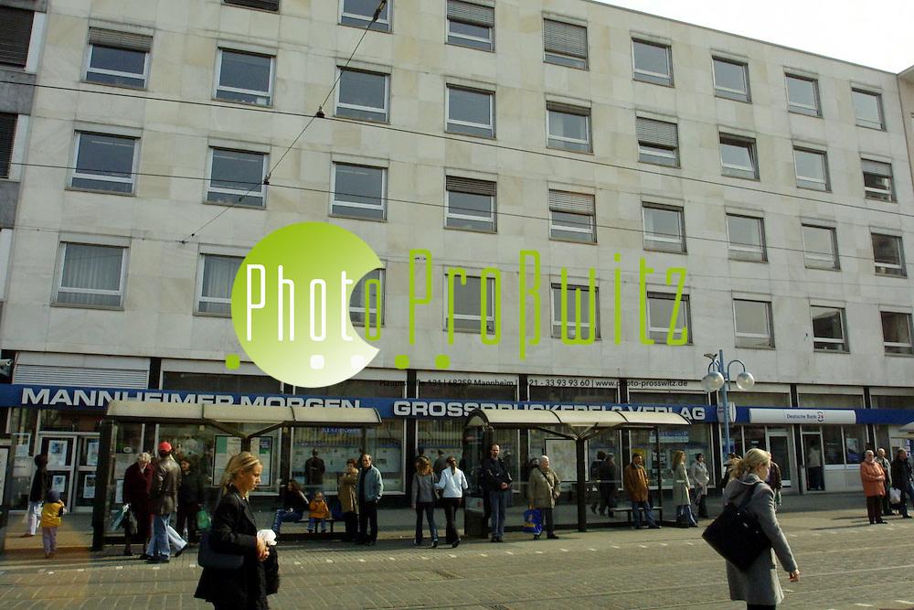 Mannheim. MM-R1 Frontansicht<br /> <br /> Bild: Pro&szlig;witz