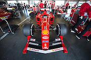 December 3-4, 2016: Ferrari Finali Mondiali, Ferrari Formula 1 car