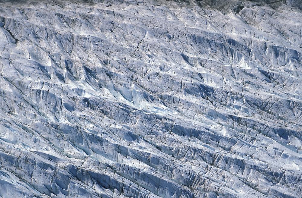 Root Glacier.Wrangell Mountains.Wrangell St.Elias Natl.Park.Alaska.USA