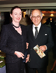 MR & MRS GODFREY BRADMAN he is the leading property <br /> developer, at a reception in London on 15th June 2000.OFH 57<br /> © Desmond O'Neill Features:- 020 8971 9600<br />    10 Victoria Mews, London.  SW18 3PY <br /> www.donfeatures.com   photos@donfeatures.com<br /> MINIMUM REPRODUCTION FEE AS AGREED.<br /> PHOTOGRAPH BY DOMINIC O'NEILL