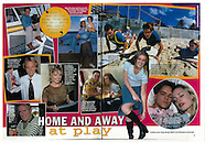 Home and Away shoot Sydney Australia