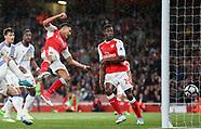 Arsenal v Sunderland 16/05/2017