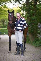Collignon Monique (BEL)<br /> Manege Nieuw Amstelland 2013<br /> © Dirk Caremans