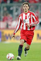 29.10.2010, Allianz Arena, Muenchen, GER, 1.FBL, FC Bayern Muenchen vs SC Freiburg, im Bild Martin Demichelis (Bayern #6)  , EXPA Pictures © 2010, PhotoCredit: EXPA/ nph/  Straubmeier+++++ ATTENTION - OUT OF GER +++++