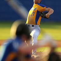 Tupelo pitcher Lake Kellett gets the start against Oxford on Tuesday night.