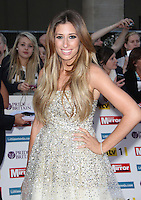 Stacey Solomon Pride of Britain Awards, Grosvenor House Hotel, London, UK. 03 October 2011. Contact: Rich@Piqtured.com +44(0)7941 079620 (Picture by Richard Goldschmidt)