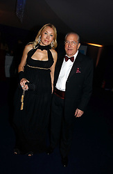 JACQUES & VALENTINA DROUIN at the British Red Cross London Ball held at The Room by The River, 99 Upper Ground, London SE1 on 16th November 2006.<br /><br />NON EXCLUSIVE - WORLD RIGHTS