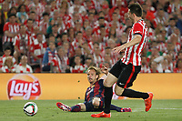 Barcelona´s Rakitic during 2014-15 Copa del Rey final match between Barcelona and Athletic de Bilbao at Camp Nou stadium in Barcelona, Spain. May 30, 2015. (ALTERPHOTOS/Victor Blanco)