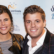 NLD/Den Bosch/20141123- Premiere Musical The Sound of Music, Kim Kötter en partner Jaap Reesema